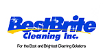 designing cleaning company logos for Best Brite
