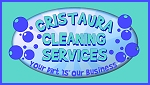 Cleaning company graphic logo Anderson Roman