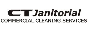 graphic image of a commercial cleaning company our designers created