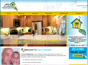 thumbnail image 10 page company website design