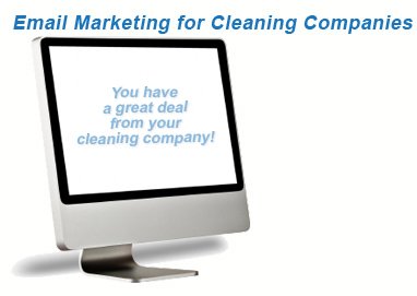 Run effective and profitable email campaigns for your residential cleaning business?