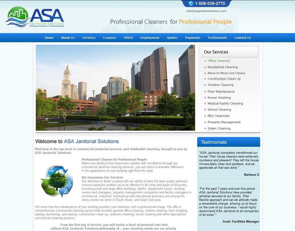 Web site designers design 25 page web site for my for Architecture site web